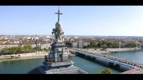 La rénovation du Grand Hôtel Dieu de Lyon